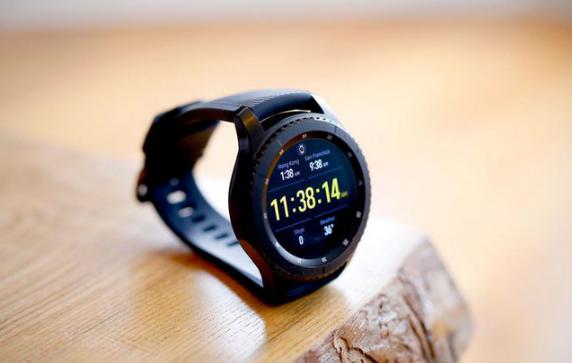 Hình ảnh Galaxy Watch Active