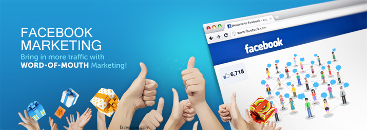 Digital marketing qua mạng xã hội Facebook