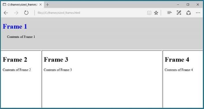 Bạn nên hạn chế sử dụng Frame để tối ưu tốc độ website hiệu quả nhất.