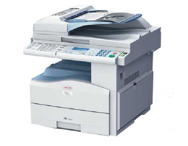 Giới thiệu về máy photocopy ricoh