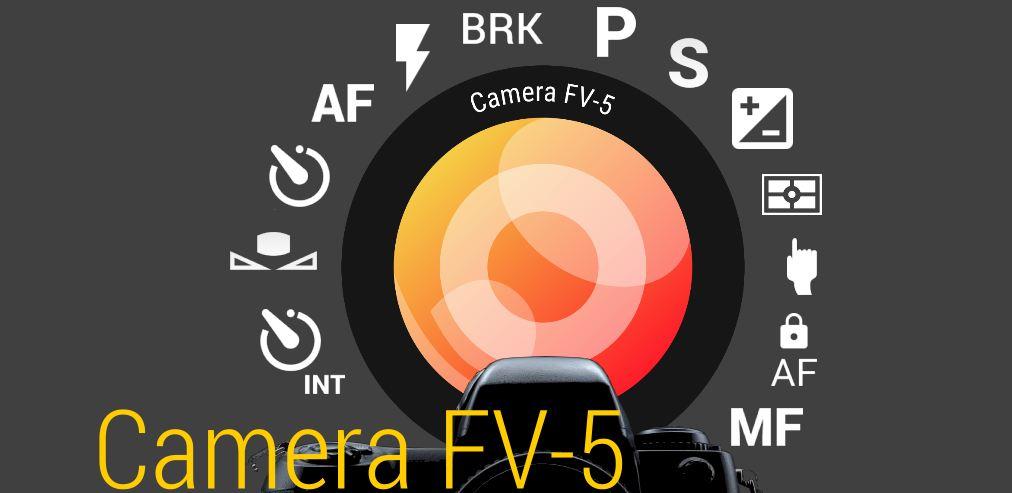 ứng dụng Camera FV 5