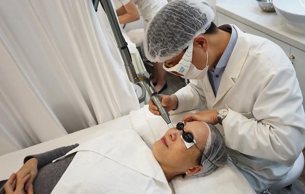 Công nghệ laser trong phẫu thuật thẩm mỹ làm đẹp