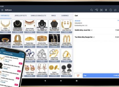 Top 7 phần mềm quản lý chuỗi cửa hàng bán lẻ vàng bạc tốt nhất