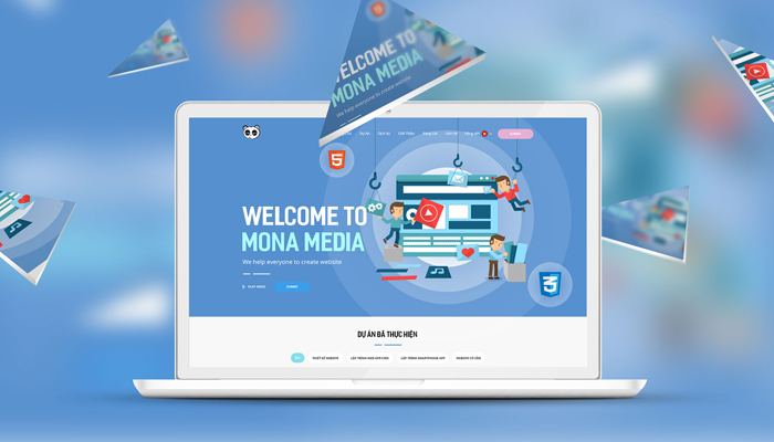 Dịch vụ tối ưu & tăng tốc độ website WordPress - Mona Media