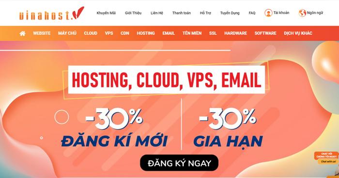 Nhà cung cấp chứng chỉ DV, OV và EV SSL - Vinahost.vn