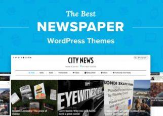 Top 10 mẫu website tin tức miễn phí tốt nhất trên nền tảng Wordpress