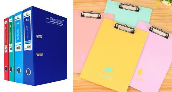 Folder và cặp trình ký