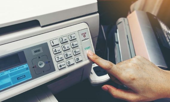 Máy photocopy - máy in và scan