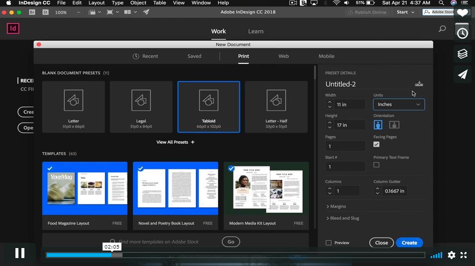 phần mềm thiết kế đồ họa adobe indesign