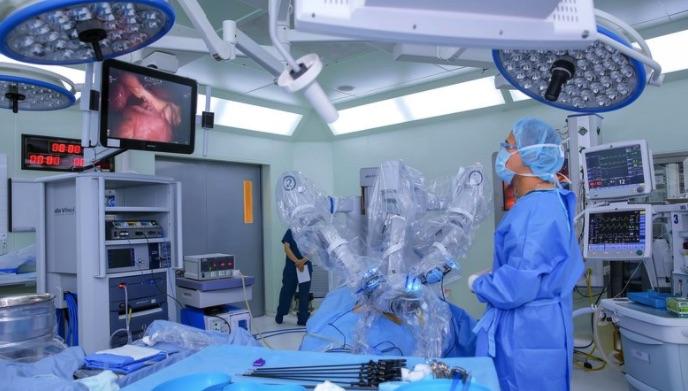 Robot áp dụng phẫu thuật những bệnh lý nào