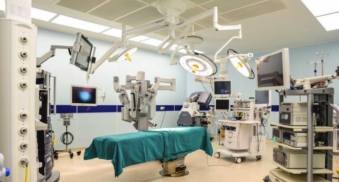 Xu hướng Robot Surgery trong tương lai