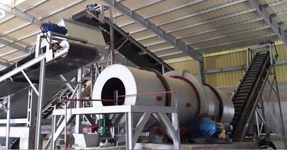 Công nghệ sản xuất phân bón bằng hơi nước