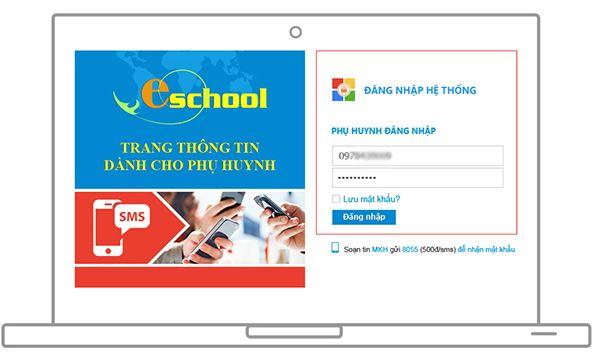Phần mềm Eschool