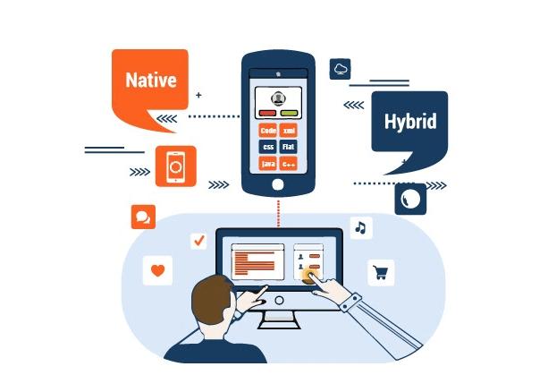 Hiệu năng giữa Hybrid app và Native app