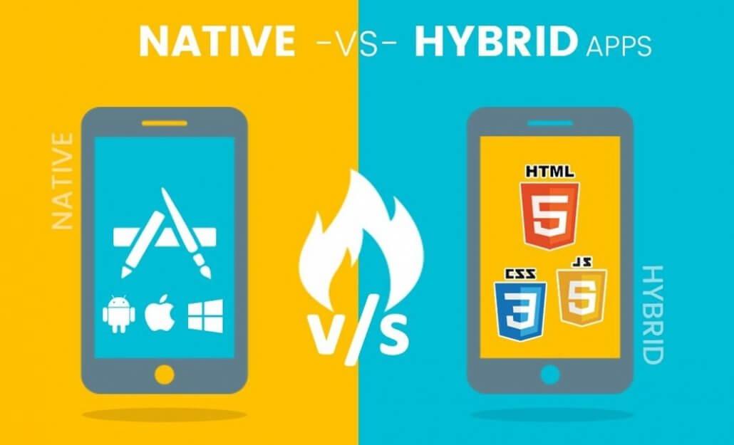 Đánh giá giữa Hybrid app và Native app