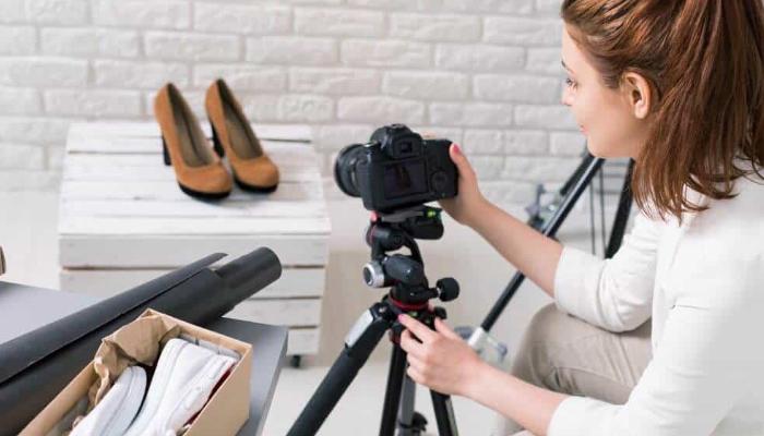 Các bước chụp ảnh sản phẩm