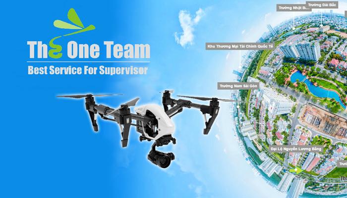 Đơn vị chụp ảnh 360 độ giới thiệu kho xưởng - The One Team