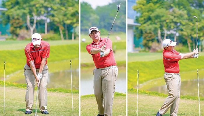 Phương pháp cơ bản của Chipping golf là gì?