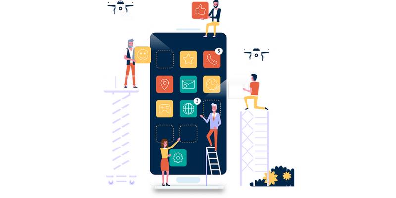 lập trình viên app mobile