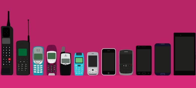 lịch sử phát triển mobile app