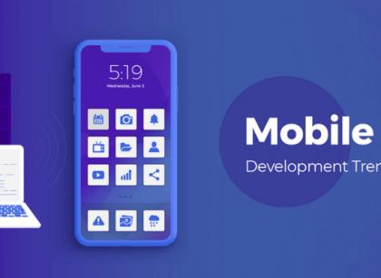 xu hướng thiết kế app mobile 2021