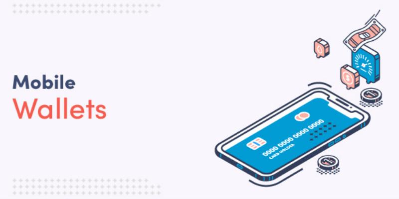 xu hướng thiết kế app mobile mobile wallet