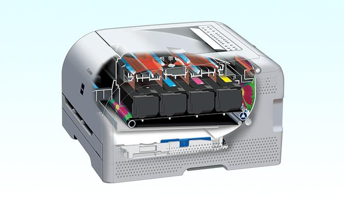 Máy in laser có cấu tạo như thế nào?